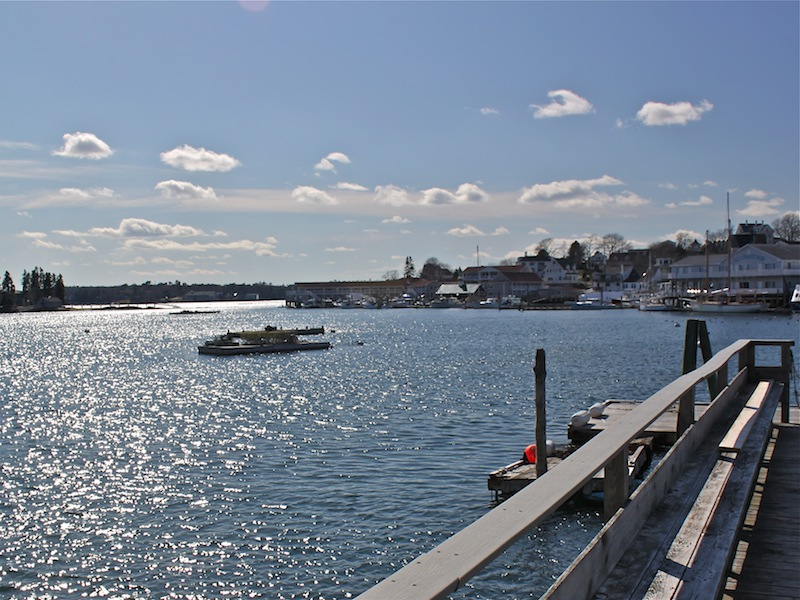 Boothbay Harbor Early Spring 2012