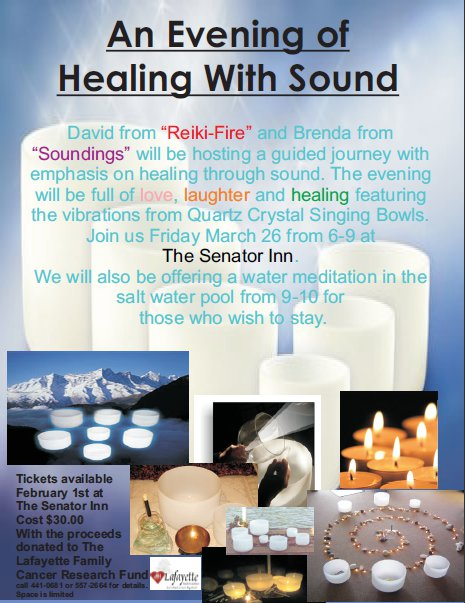 Healing with Sound