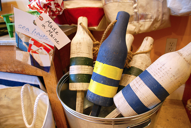 Maine-Made Gifts at Beachology in Old Orchard Beach