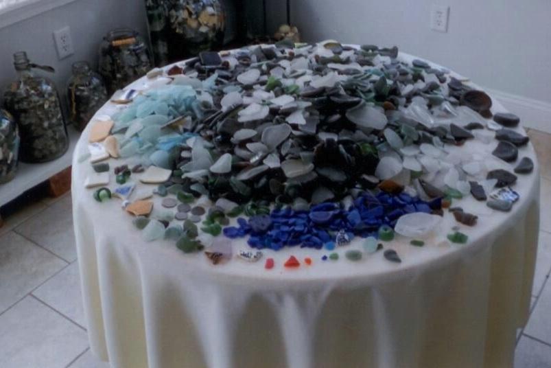 Sea Glass Color Varieties