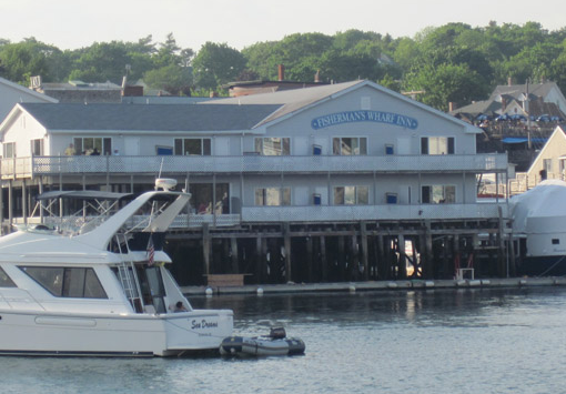 Fisherman S Wharf Inn Boothbay Harbor Maine