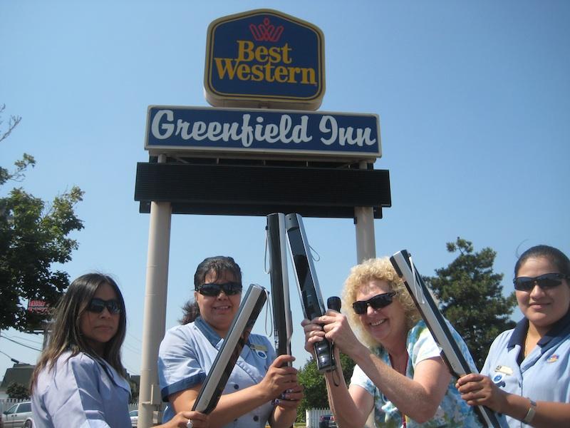 Greenfield Inn Housekeeping All Stars
